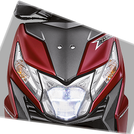 Honda DEO - NEW FIERCE LED HEADLAMP