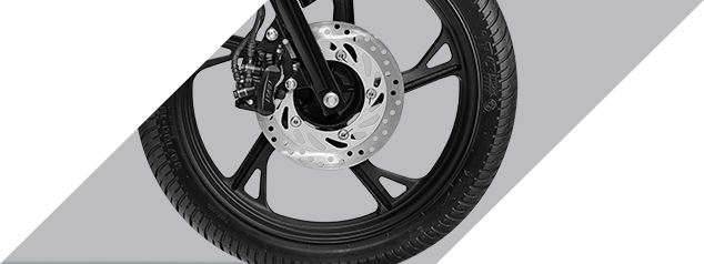 Honda SP 125 - SPORTY SPLIT ALLOY WHEELS