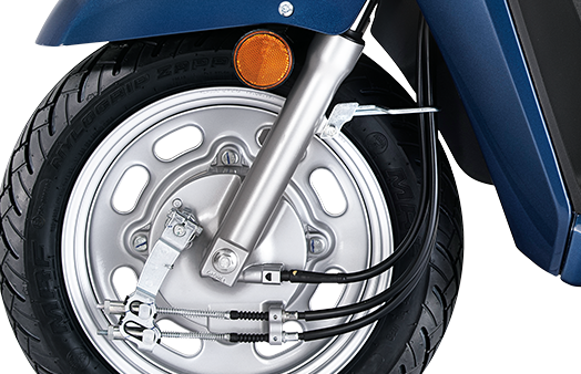 Activa 6G - Telescopic Suspension