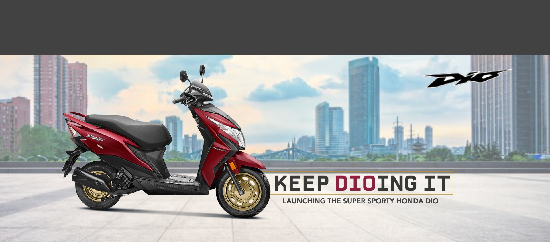 Introducing Honda DEO (BS-VI)