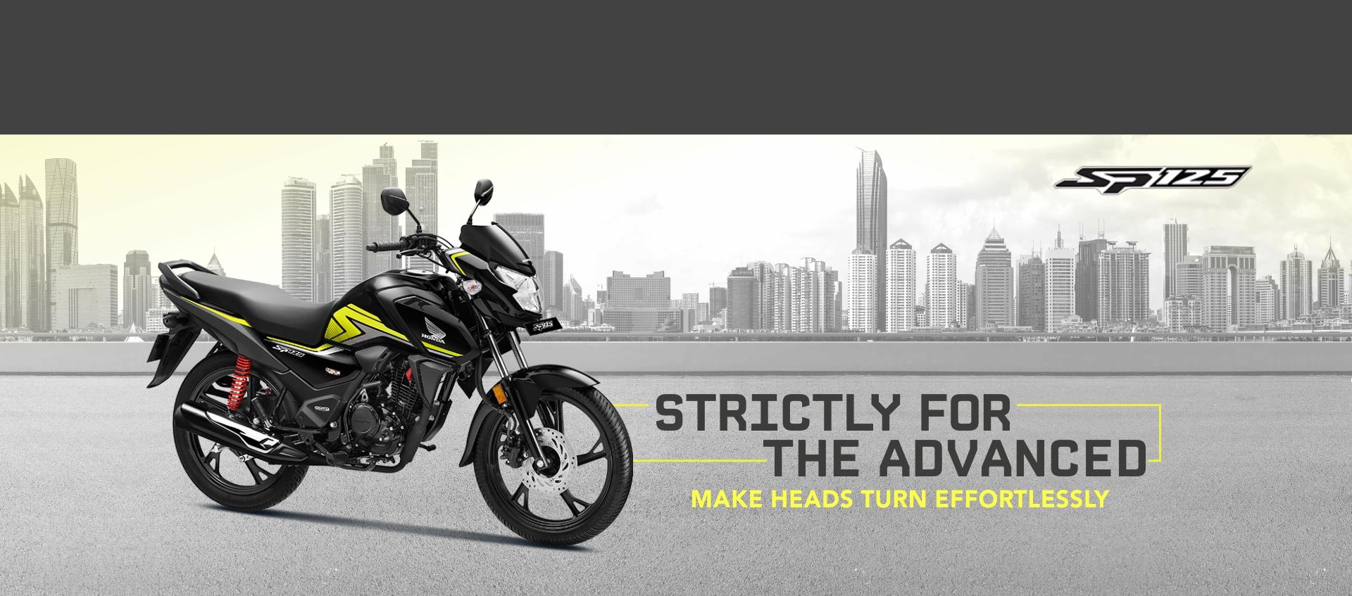 Introducing Honda SP 125