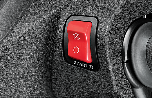 Activa 6G - Engine Start/Stop Switch